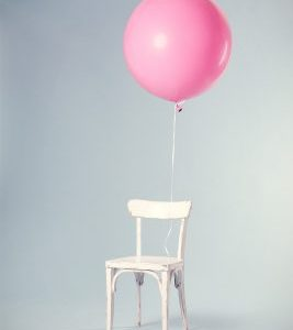 chair, balloon, celebration